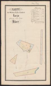 Hüüru mõisast talu KARJA- 1870