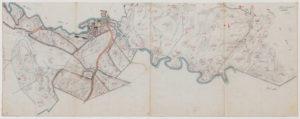 Hüüru mõisa kaart 1891-1908 1