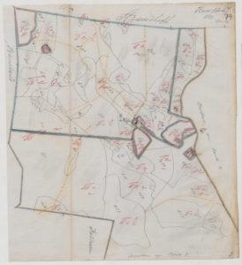 Hüüru mõisa kaart 1891-1908 7