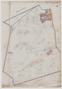 Hüüru mõisa kaart 1891-1908 9