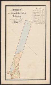 Hüüru mõisast talu TUISO -1870